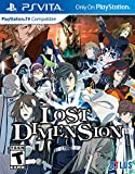 Lost Dimension - PlayStation Vita (Video Game)