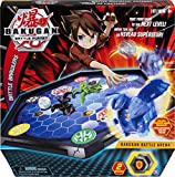 Bakugan Battle Arena, Game Board for Bakugan Collectibles, for Ages 6 and Up (Edition May Vary)