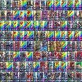 Sinwind 95 GX + 5 Mega Trading Cards, Jeux De Cartes 100 Pcs Pokemon Cartes...