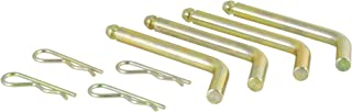 CURT 16902 Replacement 5th Wheel Pins & Clips, 1/2-Inch Diameter