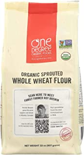 One DegreeOrganic Odof Spr Ww Flour 32 Oz (Pack Of 6)