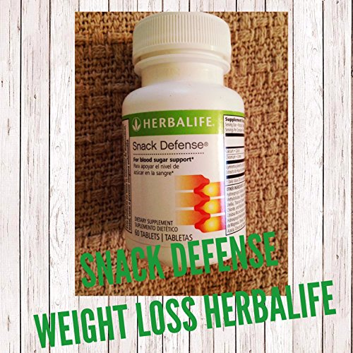 SNACK DEFENSE 60 tablets WEIGHT LOSS HERBALIFE 1 - My Weight Loss Today
