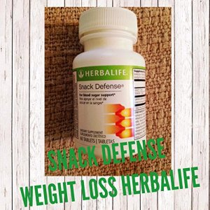SNACK DEFENSE 60 tablets WEIGHT LOSS HERBALIFE 7 - My Weight Loss Today
