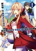 How a realist hero rebuilt the kingdom: volume 1 (english edition)