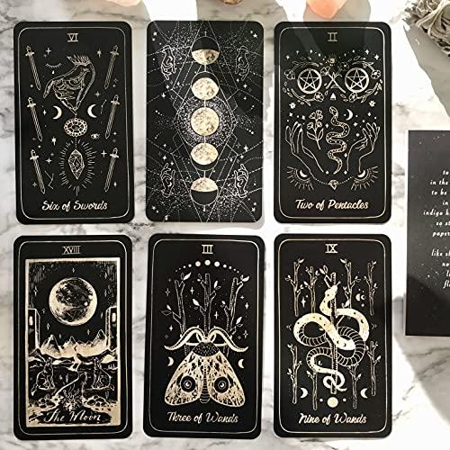 Luna Somnia Tarot Deck with Guidebook & Box - 78 Cards...