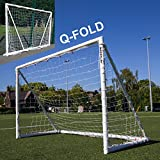 QUICKPLAY Q-Fold 2.4 x 1.5M But de Footbal