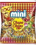 Chupa Chups - Sachet de 100 Mini Sucettes - Parfums Variés - Chupa Chups...