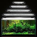 Docean Lampe submersible pour aquarium, 9LED 5050SMD, 18cm, éclairage pour aquarium, prise européenne,...