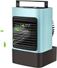 OVPPH Portable Air Conditioner, Personal Air Cooler Fan Mini Evaporative Cooler Desk..