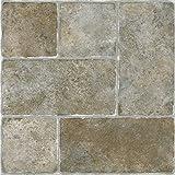 Achim Home Furnishings Achig FTVGM33720 Nexus Quartose Granite,12 Inch x 12 Inch, Self Adhesive...