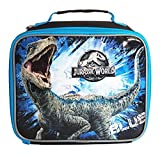 Universal Jurassic World 2 Lunch Bag, Polyester, Multi-Colour, 23 x 8 x 19.5 cm