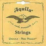 Aquila 10U Jeu de 4 cordes pour Ukulele GCEA