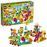 LEGO DUPLO Ma ville - Le parc d'attractions - 10840 - Jeu de construction