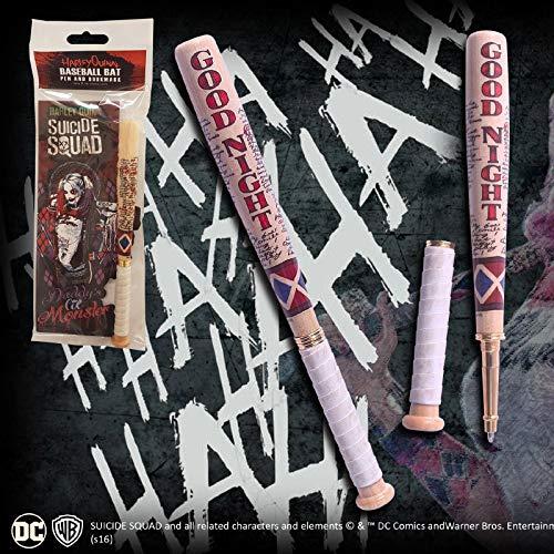 La Nobile Collezione Harley Quinn Baseball Bat Pen