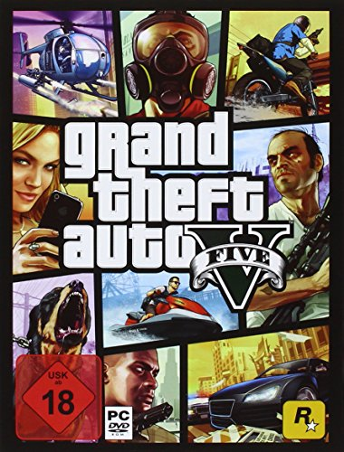 Grand Theft Auto V - Standard Edition [PC]
