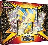 Pokémon EB04.5 : Coffret Pikachu-V-Destinées Radieuses-Jeu de Cartes à...