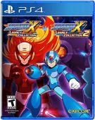 Mega man x: legacy collection 1 + 2 para playstation 4