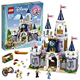LEGO Disney Princess - Le palais des rêves de Cendrillon - 41154 - Jeu de Construction