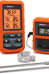 Best Wireless Bbq Thermometers of January 2021
