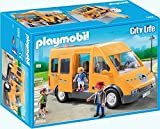 PLAYMOBIL Playmobil-6866 Autobús Escolar Playset, Multicolor, Miscelanea (6866)