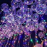 Mystery&Melody Le ballon de Bobo de LED allume des décorations...