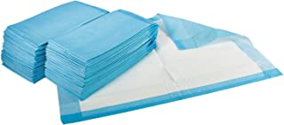 Medpride Disposable Underpads 17'' x 24'' (100-Count) Incontinence..