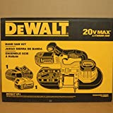 DEWALT 20V MAX Portable Band Saw...