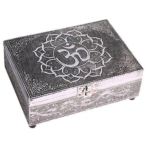 Tarot–para joyería.–Tarot de y joyas kistchen Om–Tarjetas, joyas, pequeños tesoros––Bote para–Cute Nails