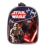 Star Wars Toddler Preschool Backpack Set - Bundle Includes 11 Inch Star Wars Mini Backpack (Star...