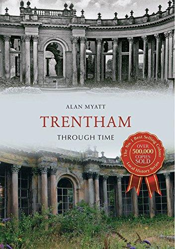 Trentham Through Time Paperback