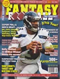 Pro Forecast Fantasy Football Magazine 2016