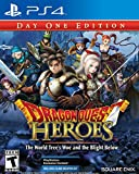 Dragon Quest Heroes: The World Tree's Woe and the Blight Below (Video Game)