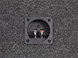 SCOSCHE SE10CC 10 Inch Car Speaker Enclosure with MDF Carpet