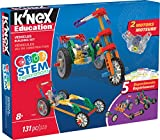 K'NEX Education STEM EXPLORATIONS: Vehicles Building Set Building Kit (Toy)
