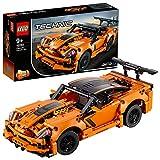 LEGO Technic Chevrolet Corvette ZR1 Jeu de construction voiture 9 Ans et...
