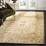 Safavieh Antiquities Collection Handmade Traditional Oriental Area Rug, 8' x 10', Brown/Beige