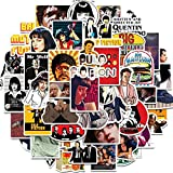 Classic Movie Pulp Fiction Stickers For Notebook Motorcycle Skateboard Computer Mobile Phone Cartoon Toy Trunk 50Pcs/Pack