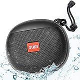 Enceinte Bluetooth Portable, Enceinte Bluetooth Waterproof IPX6 360° HD Stéréo, Haut-Parleur...