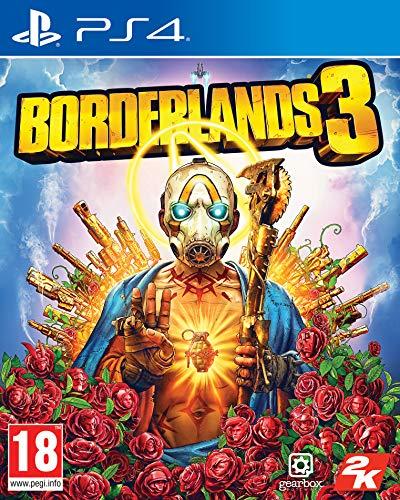 PS4 Borderlands 3 UNCUT PEGI DEUTSCH Playstation 4