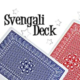 Magic Makers Svengali Deck Red or Blue Easy Magic Card Tricks