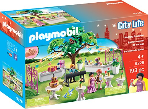 PLAYMOBIL- Banquete de Bodas (9228)