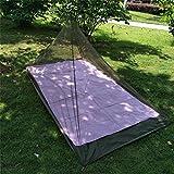 CFtrum Pyramide Moustiquaire pour Lit de Camping de...