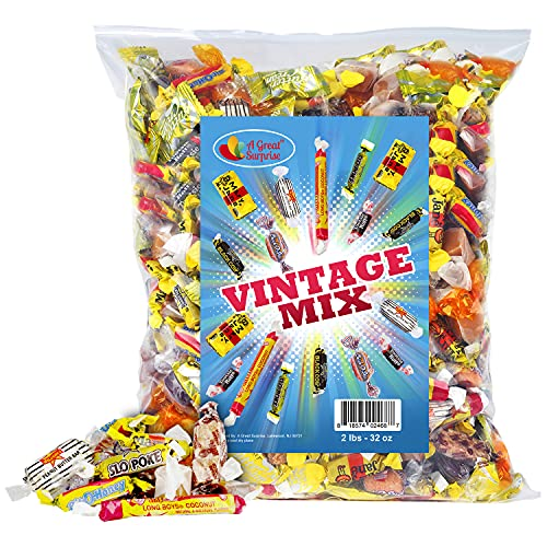Old-Time-Candy-Vintage-Nostalgic-Candy-Mix-Bulk-Candy-Black-Cow-Peanut-Butter-Bars-Slo-Poke-Mary-Jane-and-more-2-Pounds