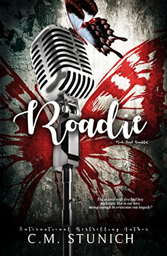 Roadie (Rock-Hard Beautiful Book 2) (English Edition)