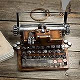 FGBJ Créatrice américaine rétro modèle de Machine à écrire Ornements...
