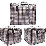 DECO EXPRESS Sac de Rangement Reutilisable (Emballage de 5)