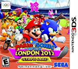 Mario & Sonic at the London 2012 Olympic Games, Nintendo 3DS (Video Game)