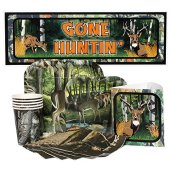 Deer Hunting Party Package for 16 Guests