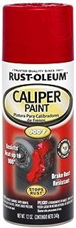 Rust-Oleum 251591 12-Ounce, Red Automotive Caliper Spray Paint, 12 Oz
