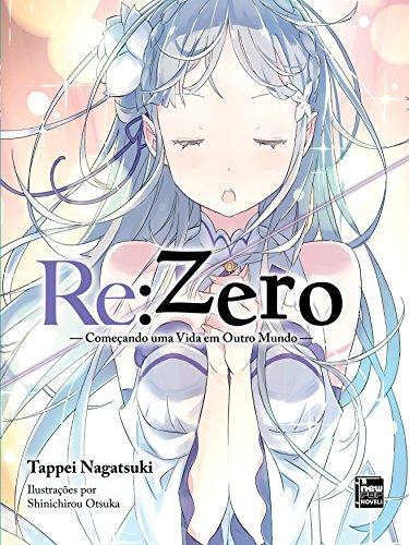 Re:Zero. Começando Uma Vida em Outro Mundo - Livro 1. Capa Variante